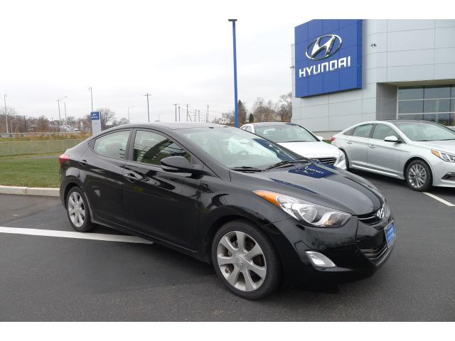 2012 Hyundai Elantra Limited Sedan for sale in New Haven for $16,995 with 31,901 miles.