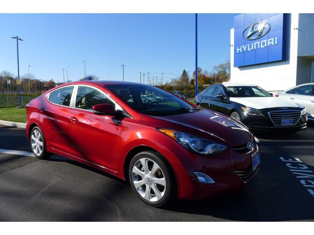2012 Hyundai Elantra Limited Sedan for sale in New Haven for $16,995 with 11,426 miles.