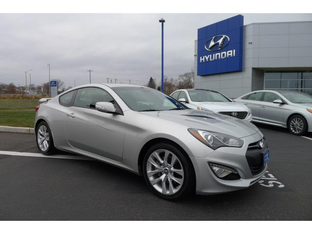 2013 Hyundai Genesis Coupe 3.8 Grand Touring Coupe for sale in New Haven for $25,995 with 1,463 miles.