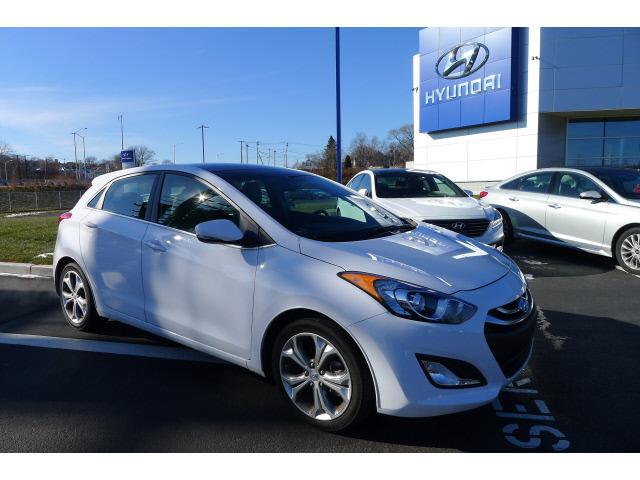 2013 Hyundai Elantra GT Base Hatchback for sale in New Haven for $18,488 with 9,115 miles