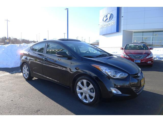 2013 Hyundai Elantra Limited Sedan for sale in New Haven for $16,995 with 34,161 miles.