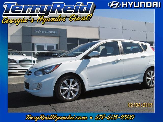 2013 Hyundai Accent SE Hatchback for sale in Cartersville for $0 with 37,449 miles