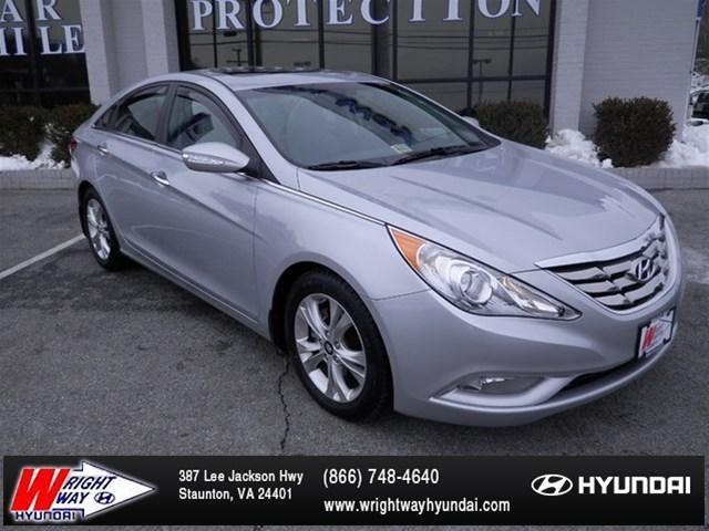2011 Hyundai Sonata Limited Sedan for sale in Staunton for $16,988 with 35,796 miles.