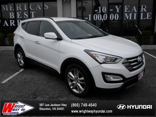 2013 Hyundai Santa Fe Sport 2.0T SUV for sale in Staunton for $26,988 with 28,831 miles.