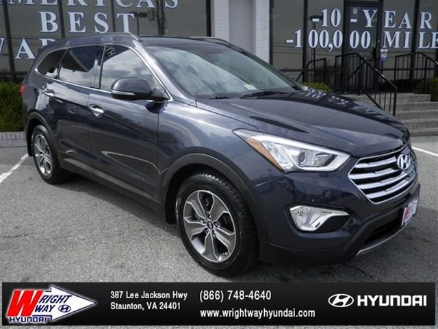 2014 Hyundai Santa Fe GLS SUV for sale in Staunton for $0 with 11,546 miles