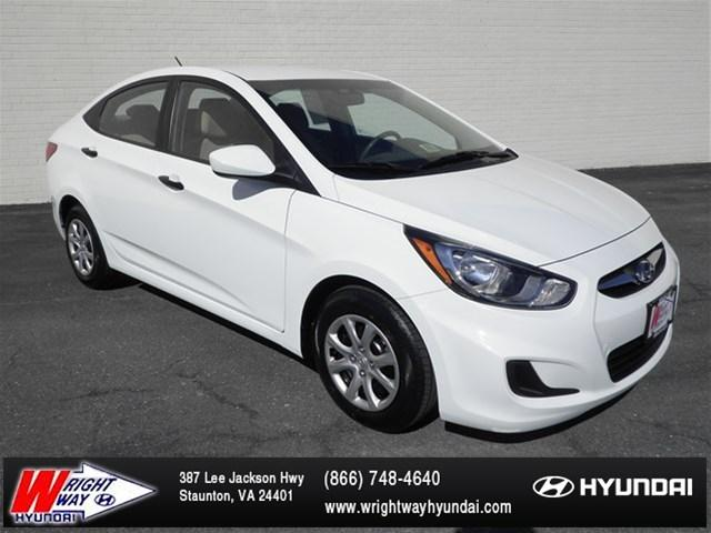 2012 Hyundai Accent GLS Sedan for sale in Staunton for $0 with 58,691 miles