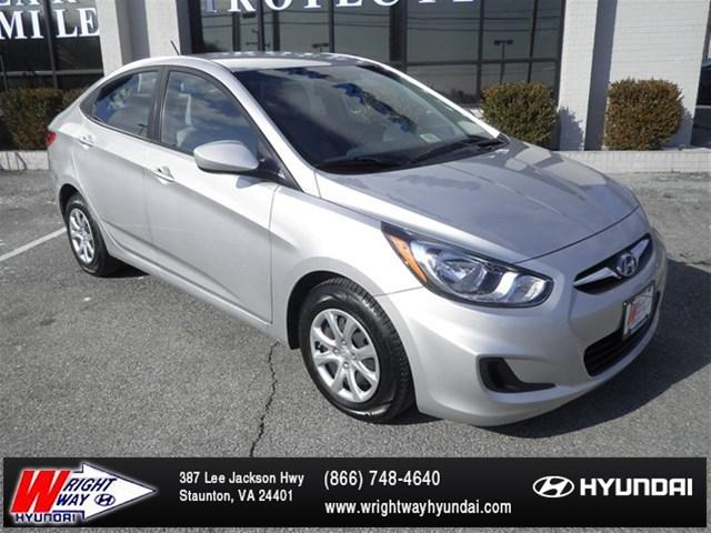 2013 Hyundai Accent GLS Sedan for sale in Staunton for $13,988 with 35,949 miles.