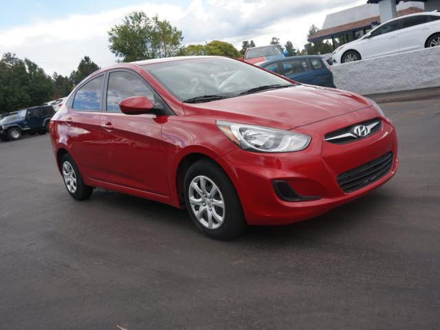 2013 Hyundai Accent GLS Sedan for sale in Flagstaff for $15,999 with 6,229 miles.