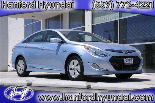 2013 Hyundai Sonata Hybrid Base Sedan for sale in Hanford for $16,995 with 28,456 miles