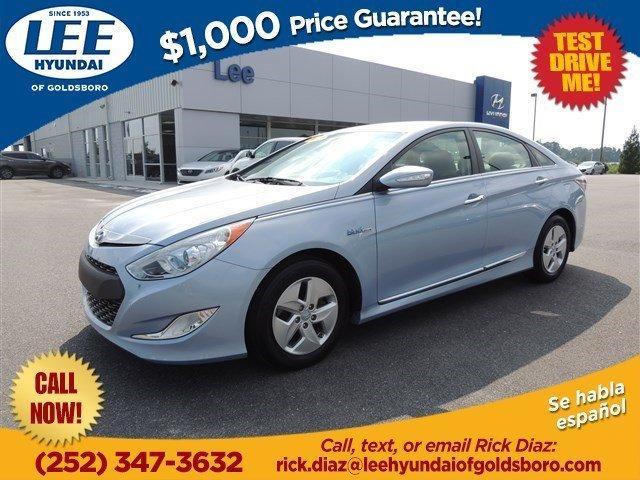 2012 Hyundai Sonata Hybrid Base Sedan for sale in Goldsboro for $17,500 with 42,306 miles.
