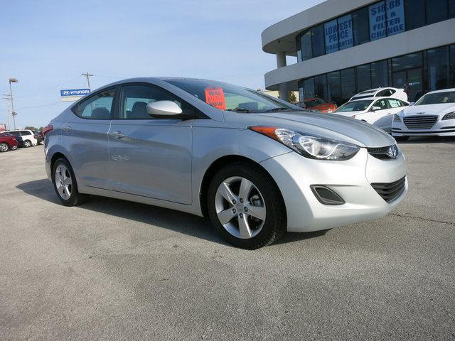 2013 Hyundai Elantra GLS Sedan for sale in Chattanooga for $15,458 with 38,091 miles