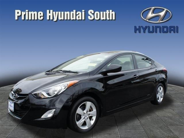 2012 Hyundai Elantra GLS Sedan for sale in Quincy for $14,100 with 26,633 miles.
