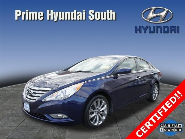 2012 Hyundai Sonata SE Sedan for sale in Quincy for $16,300 with 21,756 miles.