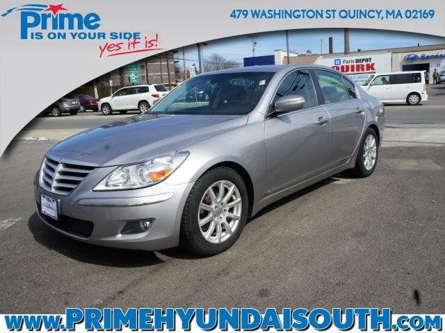 2011 Hyundai Genesis 4.6 Sedan for sale in Quincy for $20,500 with 58,171 miles