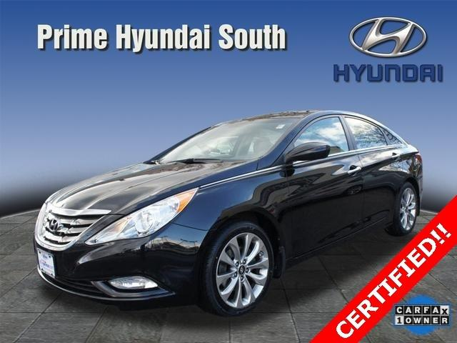2011 Hyundai Sonata SE 2.0T Sedan for sale in Quincy for $15,900 with 33,391 miles.