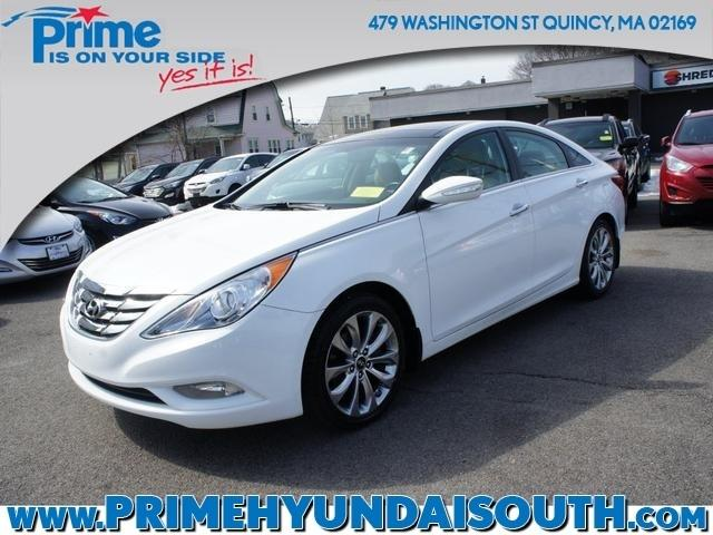 2012 Hyundai Sonata Limited 2.0T Sedan for sale in Quincy for $17,200 with 56,120 miles