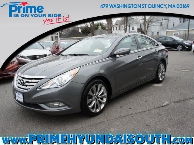 2013 Hyundai Sonata SE Sedan for sale in Quincy for $16,800 with 48,055 miles