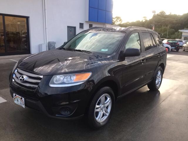 2012 Hyundai Santa Fe GLS SUV for sale in Kaneohe for $23,074 with 24,664 miles.