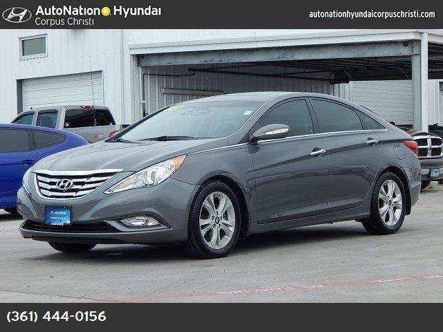 2011 Hyundai Sonata Limited Sedan for sale in Corpus Christi for $18,492 with 32,469 miles