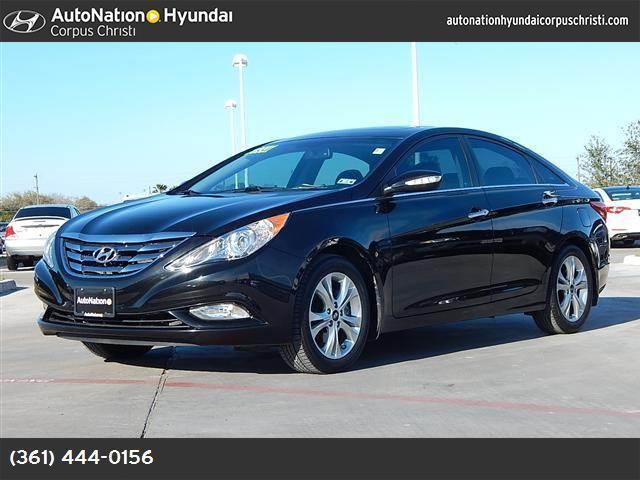 2013 Hyundai Sonata Limited Sedan for sale in Corpus Christi for $20,991 with 18,371 miles
