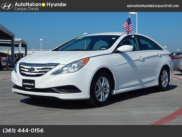 2014 Hyundai Sonata GLS Sedan for sale in Corpus Christi for $16,494 with 33,468 miles