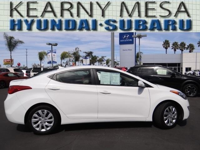 2013 Hyundai Elantra GLS Sedan for sale in San Diego for $13,988 with 39,390 miles.