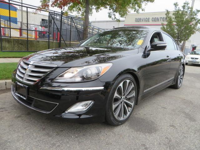 2012 Hyundai Genesis 5.0 R-Spec Sedan for sale in Staten Island for $26,888 with 20,311 miles.