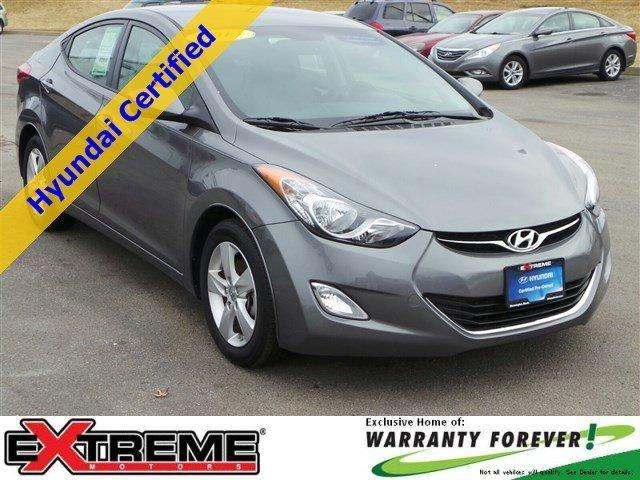 2013 Hyundai Elantra GLS Sedan for sale in Normal for $16,988 with 25,532 miles