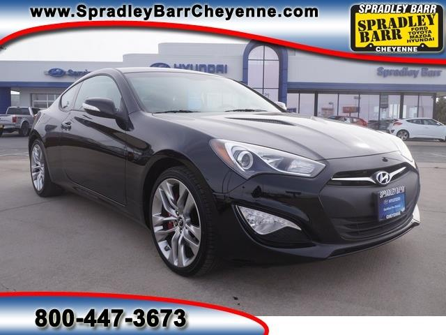 2014 Hyundai Genesis Coupe 3.8 R-Spec Coupe for sale in Cheyenne for $26,991 with 2,597 miles