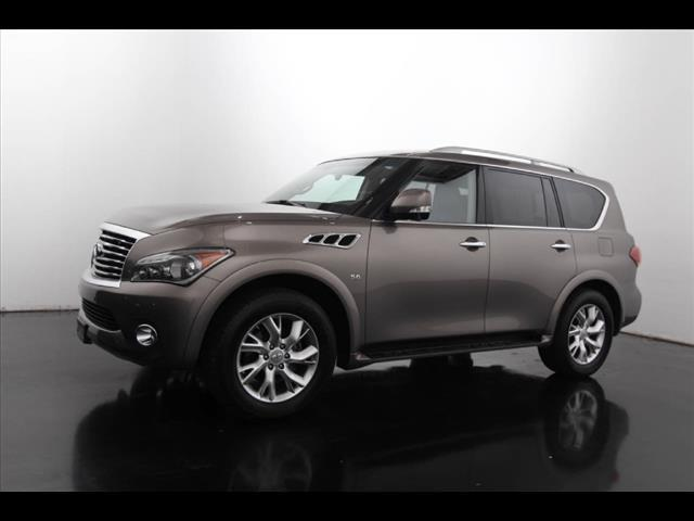 2014 Infiniti QX80 Base SUV for sale in Grand Rapids for $55,995 with 28,963 miles.