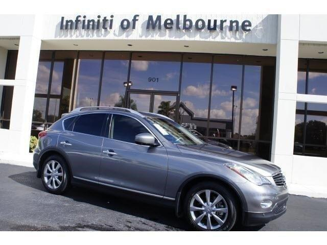 2012 Infiniti EX35 Base SUV for sale in Melbourne for $32,999 with 22,182 miles.