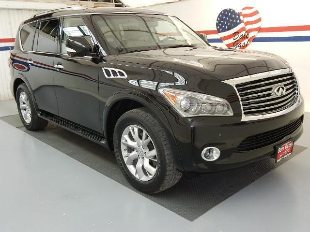 2012 Infiniti QX56 Base SUV for sale in Edinburg for $45,995 with 41,428 miles.