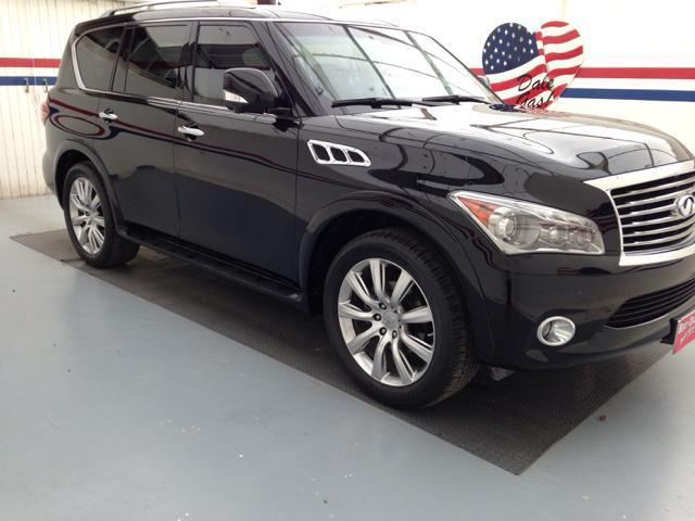 2013 Infiniti QX56 Base SUV for sale in Edinburg for $49,995 with 25,976 miles.