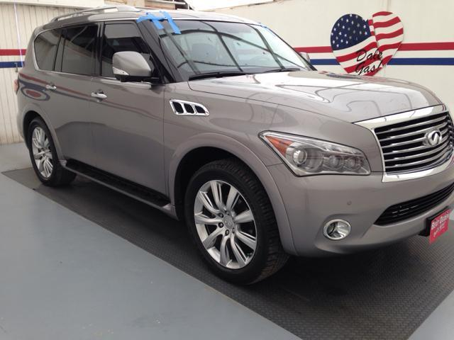 2012 Infiniti QX56 Base SUV for sale in Edinburg for $46,995 with 32,947 miles.