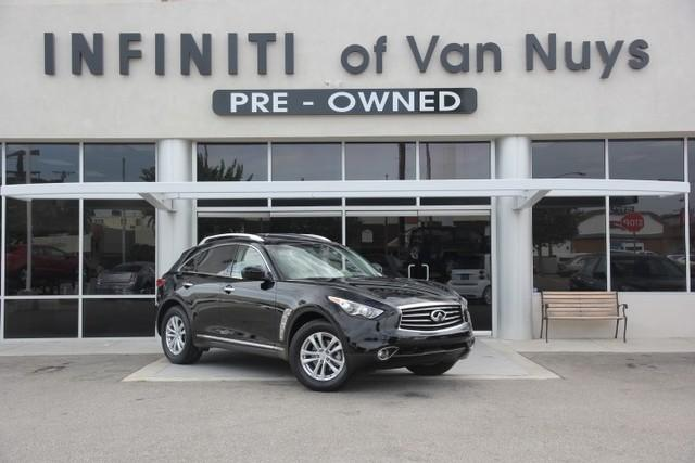 2012 Infiniti FX35 Base SUV for sale in Los Angeles for $36,998 with 25,466 miles.