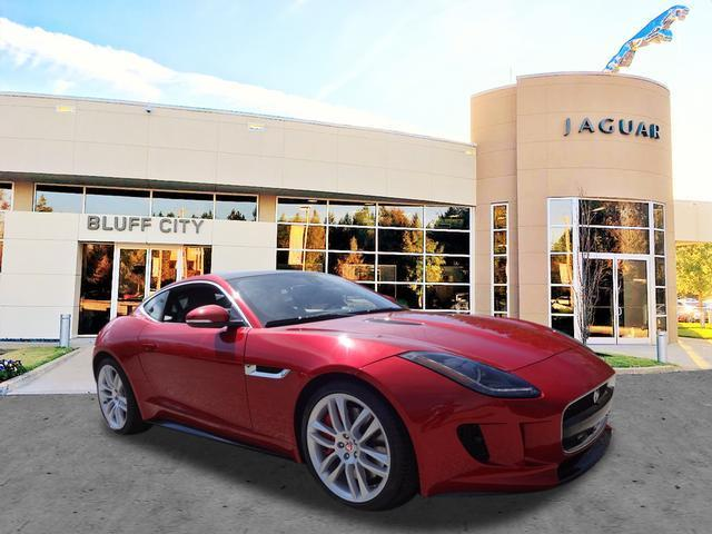 2015 Jaguar F-TYPE R Coupe for sale in Memphis for $96,988 with 13,627 miles