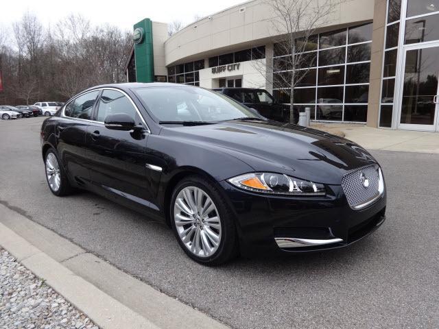 2012 Jaguar XF Portfolio Sedan for sale in Memphis for $39,488 with 29,094 miles