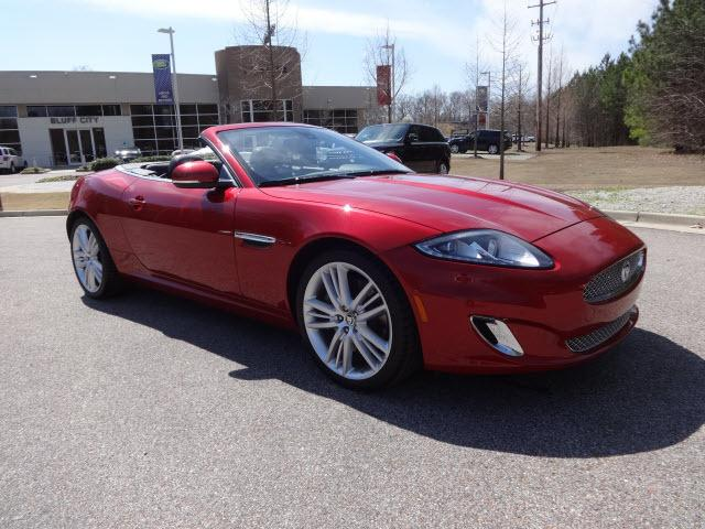 2012 Jaguar XK Base Convertible for sale in Memphis for $59,988 with 32,997 miles