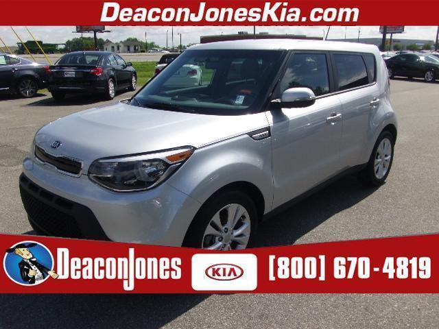 2014 Kia Soul Wagon for sale in Goldsboro for $16,479 with 26,641 miles