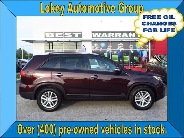 2014 Kia Sorento LX SUV for sale in Clearwater for $20,498 with 32,863 miles