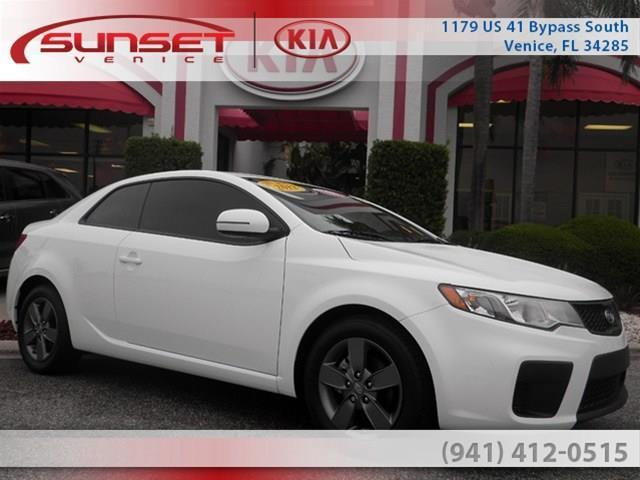 2012 Kia Forte Koup EX Coupe for sale in Venice for $13,995 with 37,564 miles.