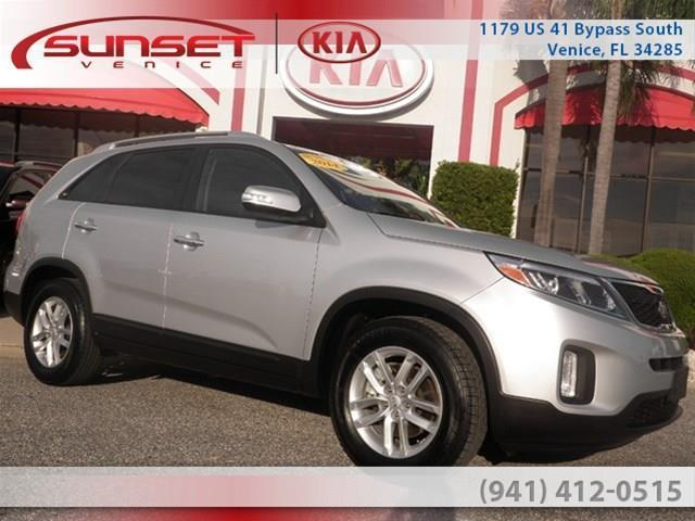 2014 Kia Sorento LX SUV for sale in Venice for $22,995 with 15,928 miles.