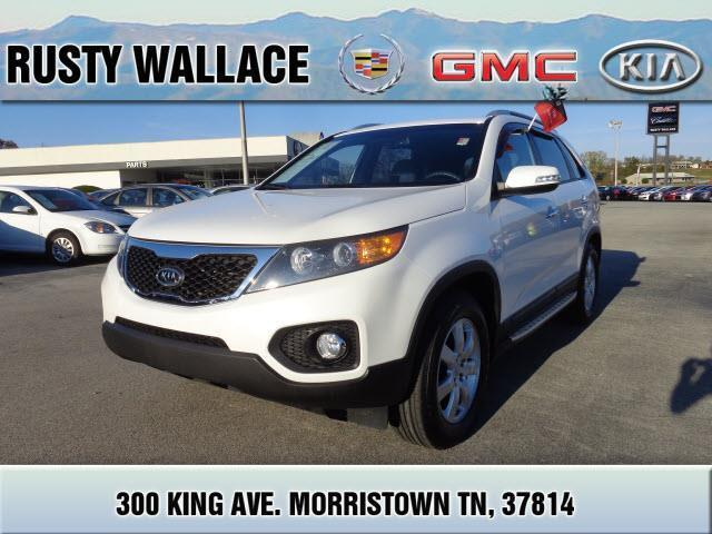 2013 Kia Sorento LX SUV for sale in Morristown for $17,983 with 42,385 miles.