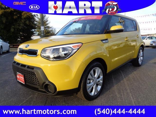 2014 Kia Soul + Wagon for sale in Salem for $0 with 11,543 miles