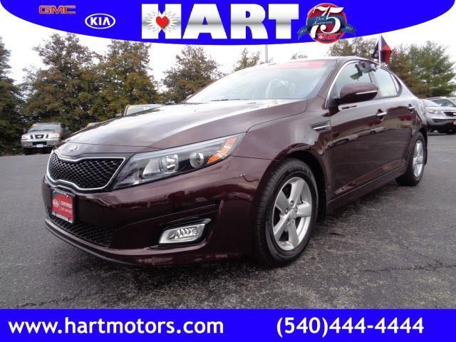2014 Kia Optima LX Sedan for sale in Salem for $19,850 with 3,790 miles.
