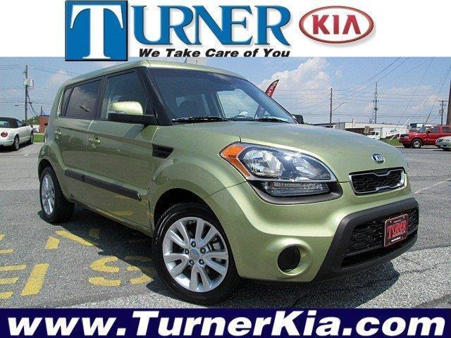 2013 Kia Soul + Wagon for sale in Harrisburg for $15,295 with 12,450 miles