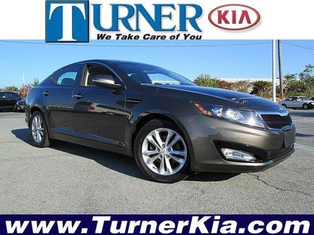 2013 Kia Optima LX Sedan for sale in Harrisburg for $15,995 with 32,577 miles