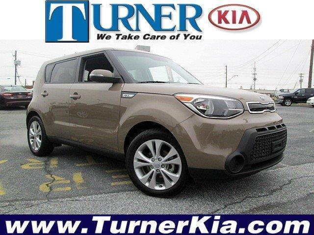 2014 Kia Soul + Wagon for sale in Harrisburg for $16,795 with 8,852 miles