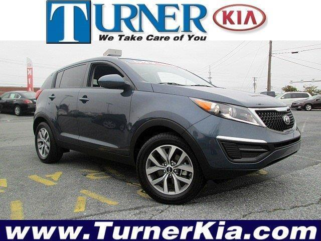 2014 Kia Sportage LX SUV for sale in Harrisburg for $18,595 with 14,875 miles