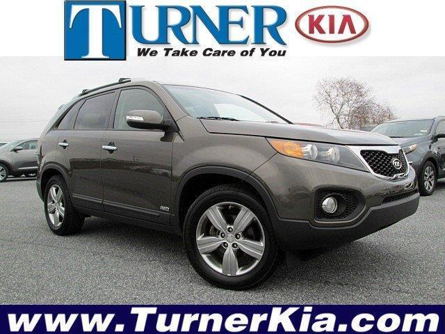 2013 Kia Sorento EX SUV for sale in Harrisburg for $22,995 with 42,564 miles